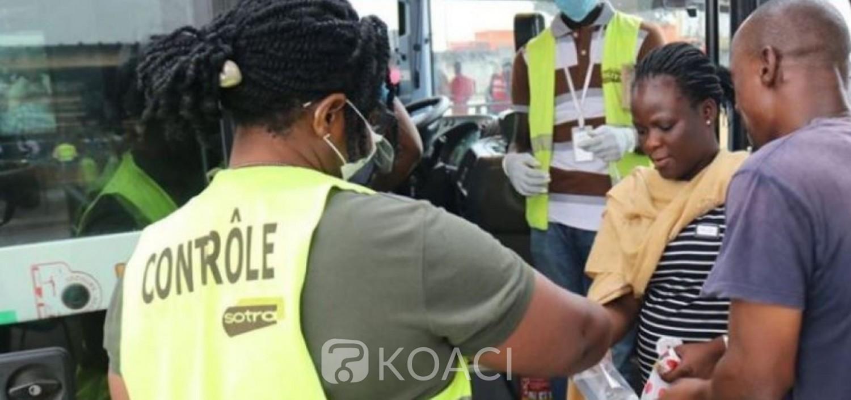 Côte d'Ivoire : Couvre-feu, 5h30 à 18h, les nouveaux horaires des bus de la SOTRA