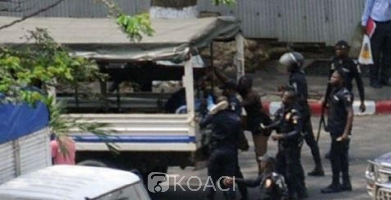 Côte d'Ivoire : Liberté provisoire accordée à  l'officier de police arrêté pour avoir raflé une dame à Cocody