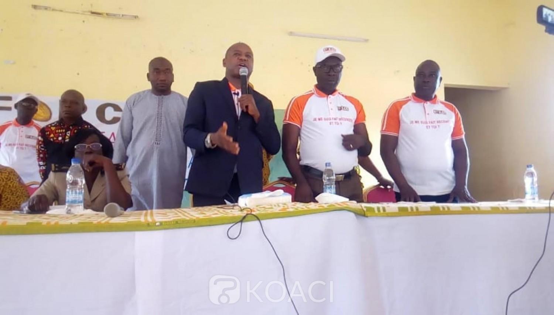 Côte d'Ivoire :  Filière café-cacao, la FOP-CC annonce une plainte contre les Présidents de l'ANAPROCI et du SYNAPCI suite à leur sortie «contre » le DG du Conseil café cacao
