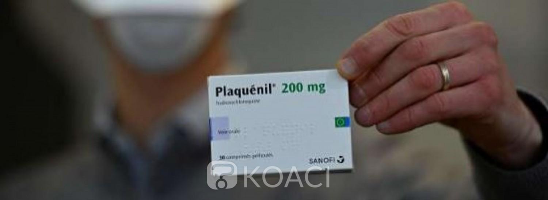 Côte d'Ivoire : Lutte contre le Coronavirus, les populations invitées à éviter l'automédication à la chloroquine ou à l'hydroxychloroquine