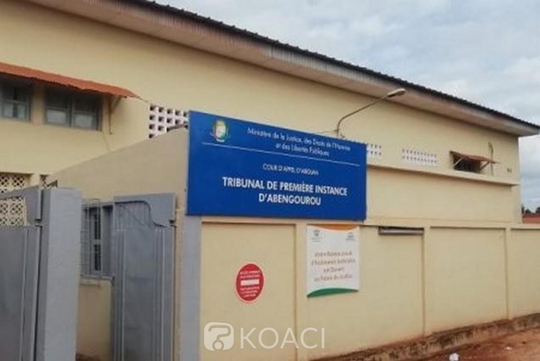 Côte d'Ivoire : A Abengourou, pour avoir violé le couvre-feu, des jeunes condamnés à six mois de prison avec 300.000 FCFA d'amende chacun