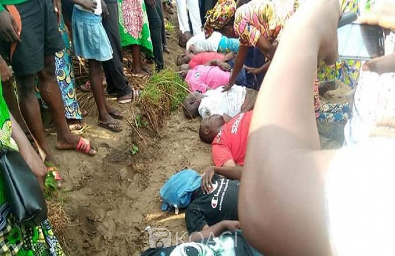 Congo : Brazazaville, 20 personnes meurent électrocutées après le passage de la foudre