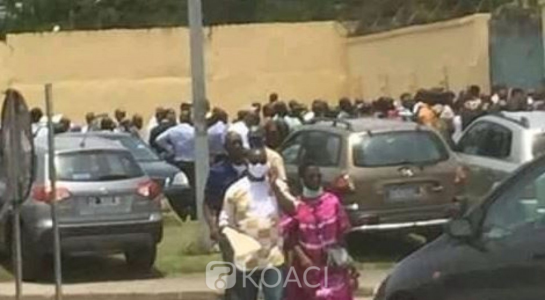 Côte d'Ivoire : Isolement du Coronavirus, suspension de délivrance des laissez-passer ce jeudi