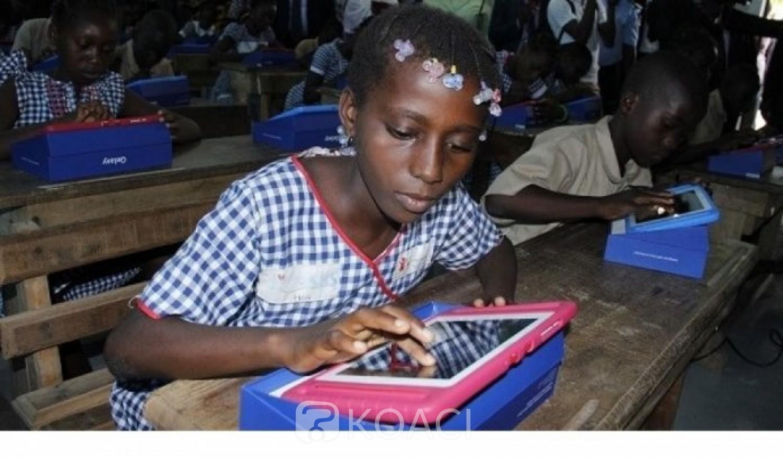 Côte d'Ivoire : Coronavirus, après l'annonce d'Amadou Gon, mise en place de « l'école en ligne »