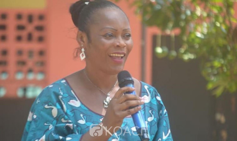 Côte d'Ivoire : Covid-19, partisane de Gbagbo, elle demande à Ouattara de réunir autour de lui les leaders de l'opposition pour combattre le Cornonavirus