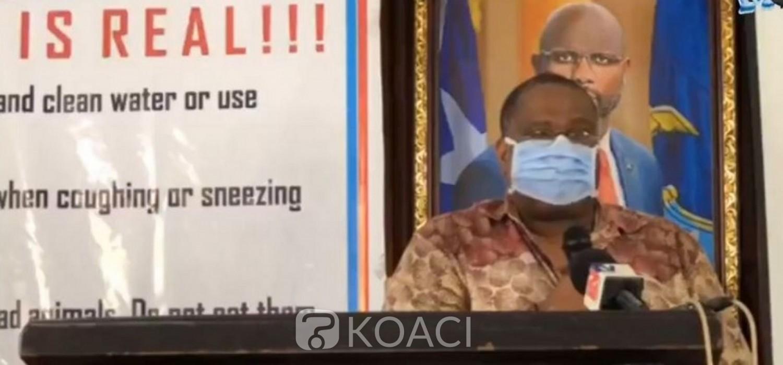 Liberia : Coronavirus, frontières fermées avec la Côte d'Ivoire et la Guinée, 6 cas