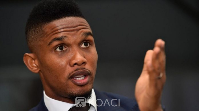 Cameroun : Coronavirus, « Fils de P… », Eto'o en colère contre des médecins français