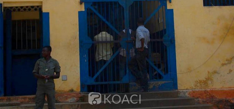 Togo :  Remise de peine à 1048 détenus