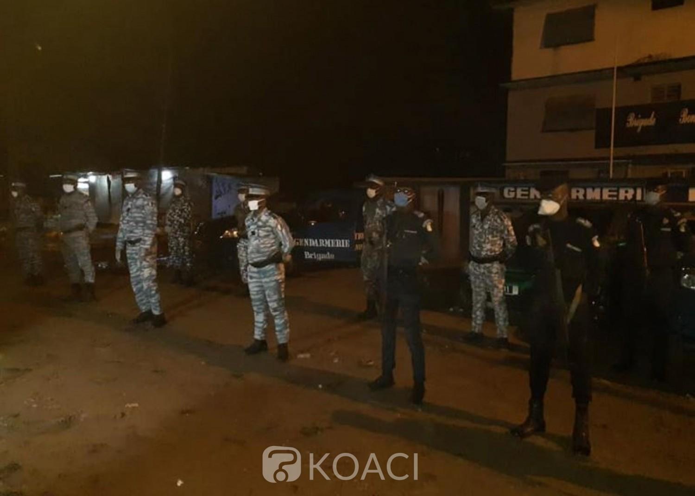 Côte d'Ivoire : Couvre-feu, cinq décès « naturels » à domicile dans la nuit du jeudi à vendredi