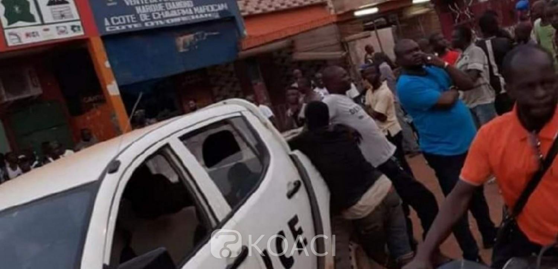 Côte d'Ivoire : À Man, bagarre rangée entre militants du RHDP