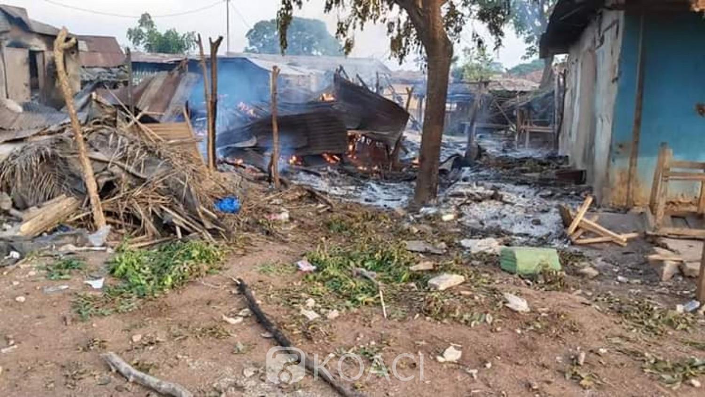 Côte d'Ivoire : A Bongouanou, une altercation entre deux jeunes vire à un affrontement entre communautés