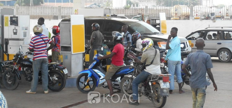 Togo :  Baisse de 30 à 56 F du prix des produits pétroliers