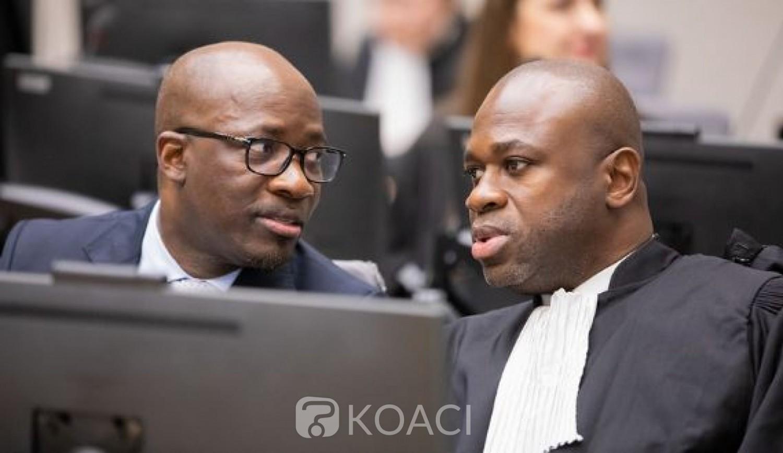Côte d'Ivoire : CPI, la défense de Blé Goudé demande le reclassement en public des observations du Greffe