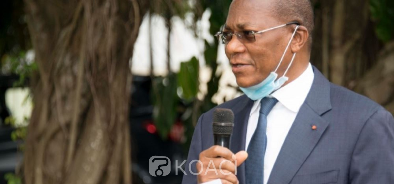 Côte d'Ivoire : 1891 ACD signés en Mars 2020, la barre des 1000 passée, Bruno Koné atteint son objectif