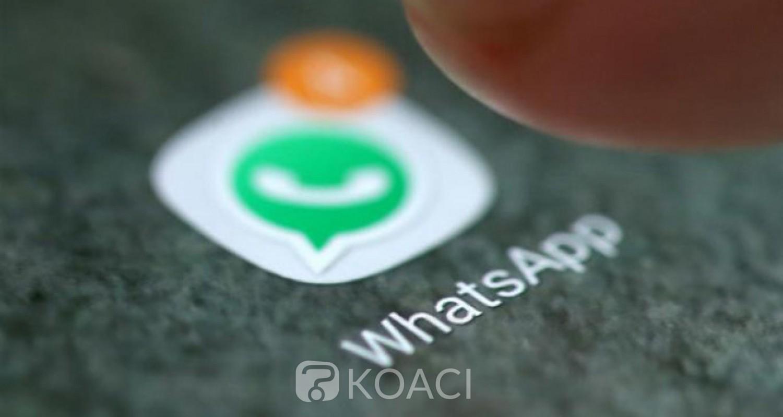 Côte d'Ivoire : Infox du Coronavirus, WhatsApp va limiter le transfert de messages viraux