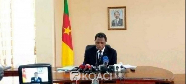 Cameroun : Le gouvernement bloque les opérations de collecte de fonds des partis d'opposition pour les victimes du Coronavirus