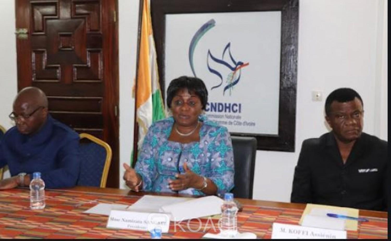 Côte d'Ivoire : Amnesty exprime ses inquiétudes sur la capacité du CNDHCI à remplir son mandat en toute indépendance
