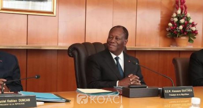 Côte d'Ivoire : Coronavirus, 20 ministres convoqués au conseil des ministres, les autres participent par visioconférence