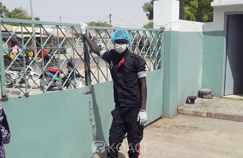 Sénégal : 113 guérisons sur un total de 244 cas, depuis le début de l'épidémie de Coronavirus