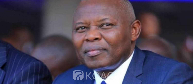 RDC : Vital Kamerhe, directeur de cabinet du Président placé en détention provisoire à la prison de Makala