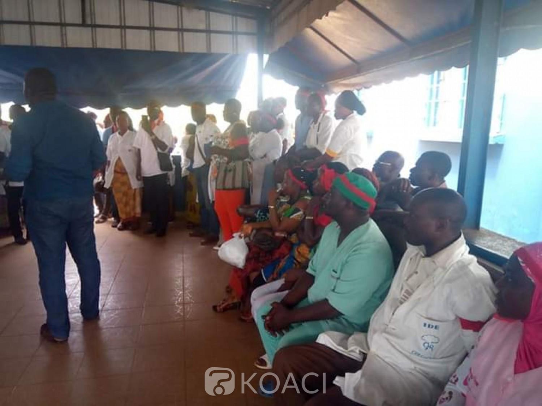 Côte d'Ivoire: 07 médecins en quarantaine, les agents de santé menacent à nouveau d'entrer en action