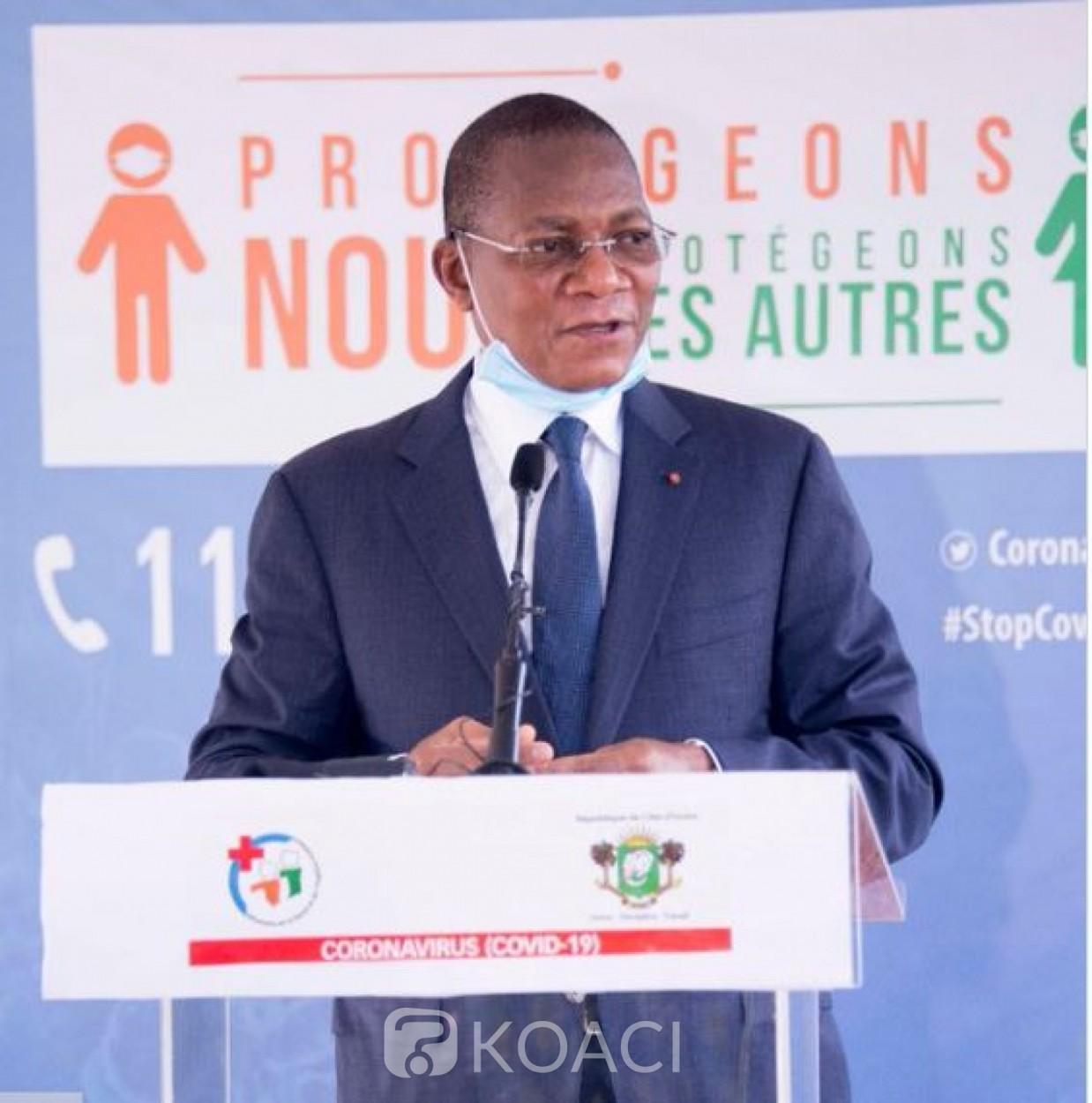 Côte d'Ivoire : Loyer pour les locataires du secteur informel, Bruno Koné souhaite l'interdiction de toute augmentation  pour trois mois