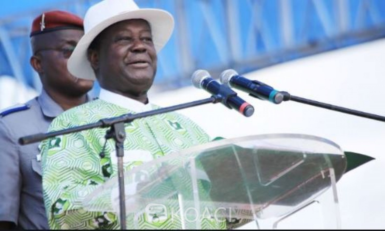 Côte d'Ivoire : A 74 ans d'existence, le PDCI entend gagner les élections pour mettre en place d'un gouvernement d'union