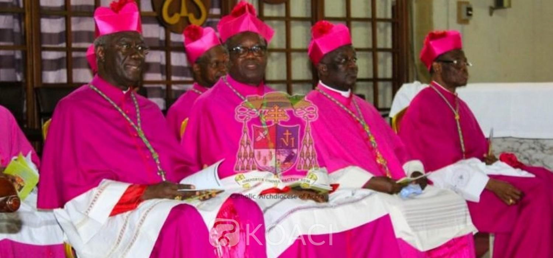 Ghana :  Appel des Evêques aux politiciens contre le Covid-19