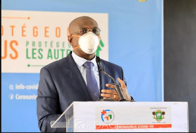 Côte d'Ivoire : Coronavirus, précisions sur les 100 milliards du Gouvernement octroyés  aux  PME