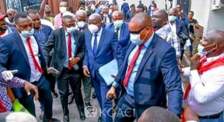 RDC : Vital Kamerhe en prison, ses élus exigent sa libération  « immédiate »