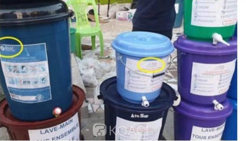Côte d'Ivoire : Ses kits de lavage de main du Coronavirus vendus au marché, l'ARTCI « s'insurge contre ce genre d'initiative »