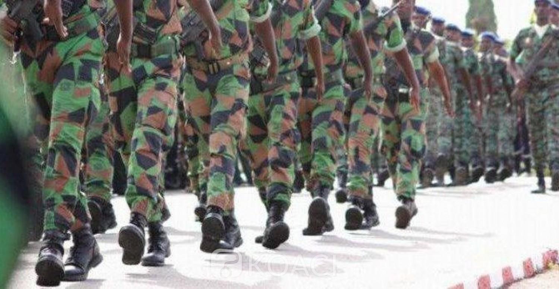 Côte d'Ivoire : Concours d'entrée au sein des forces armées (Faci), report des dates des épreuves
