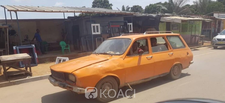 Côte d'Ivoire : Il n'y a pas que la 504 de Bassam, y'a aussi la R12 de Bingerville