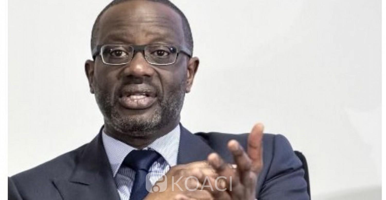 Côte d'Ivoire : Coronavirus, Tidjane Thiam nommé envoyé spécial de l'UA aux côtés de Kabéruka, Ngozi Okonjo-Iweala et Trevor Manuel