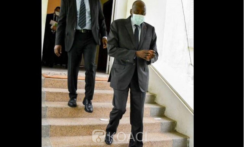 Côte d'Ivoire : Amadou Gon ne veut plus voir son nom et image être utilisés sans son autorisation