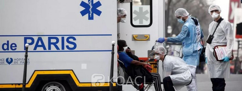 Côte d'Ivoire-France : Coronavirus, taux de guérison quasi similaire mais 15% de décès d'un côté et 0,95% de l'autre