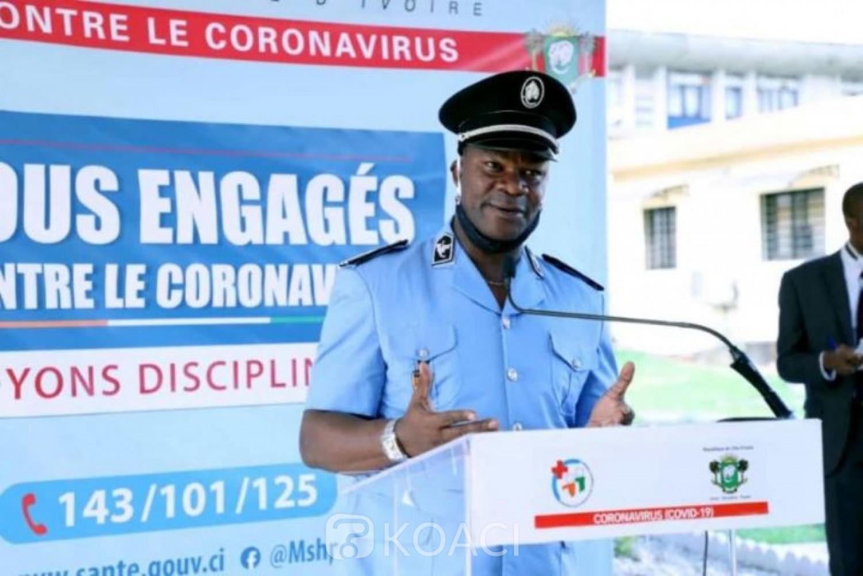 Côte d'Ivoire :  Couvre-feu lié au COVID-19, 42 corps ont été enlevés et conduits à la morgue du 24 mars au 13 avril 2020, selon Charlemagne Bleu