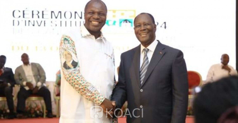 Côte d'Ivoire : Mabri appelé à clarifier sa position jeudi à une réunion du RHDP ?