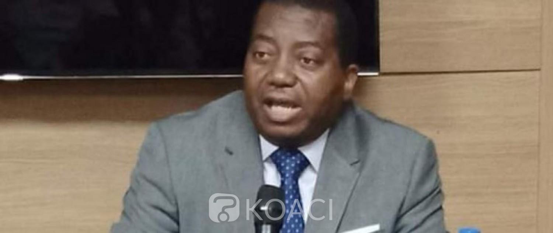 Côte d'Ivoire : FIF, Eugène Diomandé se retire de la course à la Présidence