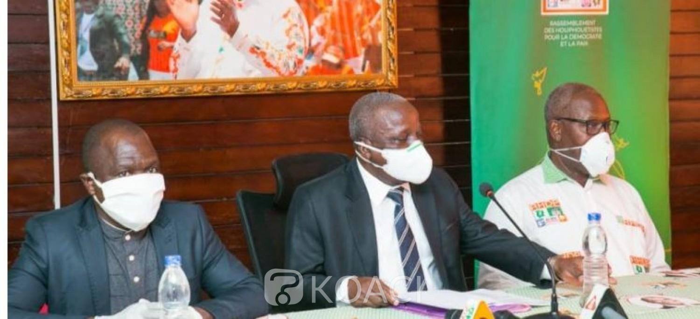 Côte d'Ivoire : Evincé de la direction de l'UDPCI, Flindé rappelle à Mabri qu'il a été à la base de la création du parti