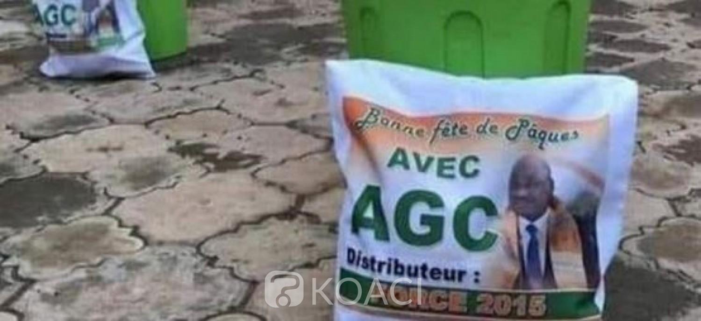 Côte d'Ivoire : Dons personnalisés du Coronavirus, le PDCI accuse Gon d'avoir ordonné une « campagne électorale prématurée »