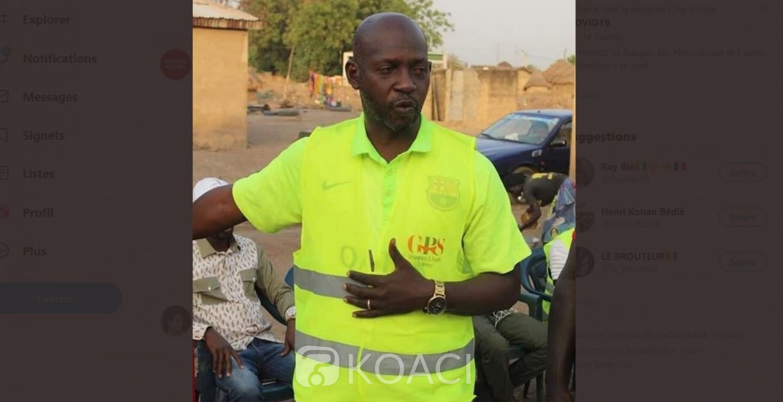 Côte d'Ivoire : Renvoyé du Conseil du coton et de l'anacarde pour activisme politique dans le cadre de ses fonctions