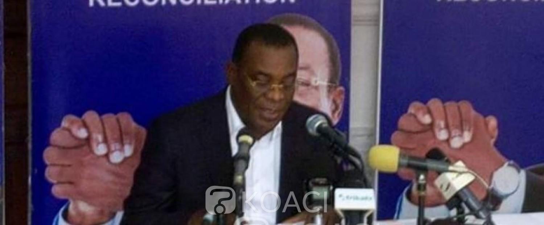 Côte d'Ivoire : Révision du code électoral, Affi demande à Ouattara de donner la priorité à la lutte contre le Covid-19