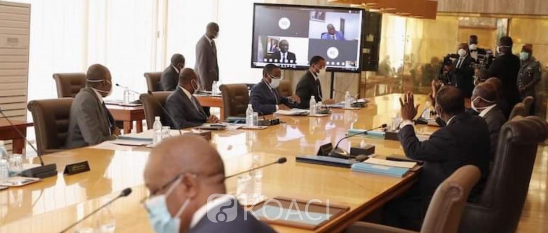 Côte d'Ivoire :  COVID-19, quatre fonds d'un montant de 530 milliards de FCFA dont 170 milliards affectés aux opérations humanitaires d'urgence