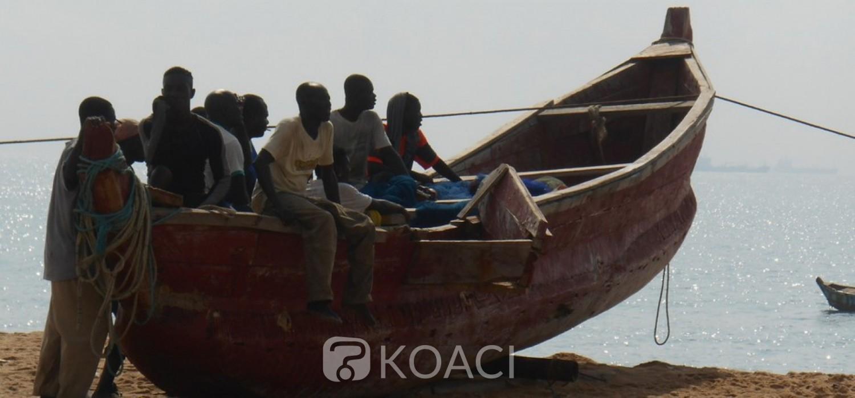 Ghana :  10 pêcheurs mis en quarantaine après leur retour de la Côte d'Ivoire