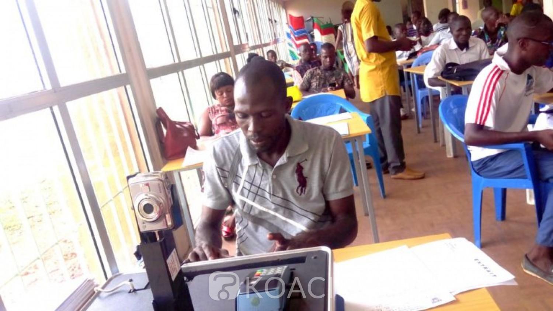 Côte d'Ivoire : Poursuite du processus d'enrôlement et l'identification de 130 mille personnes en mode Coronavirus