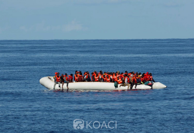 Libye : En route pour l'Europe, cinq migrants trouvent la mort dans un naufrage