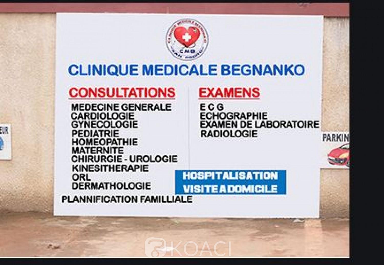 Côte d'Ivoire : Une clinique de l'interieur soigne un patient atteint par le Coronavirus avant de le remettre aux services sanitaires