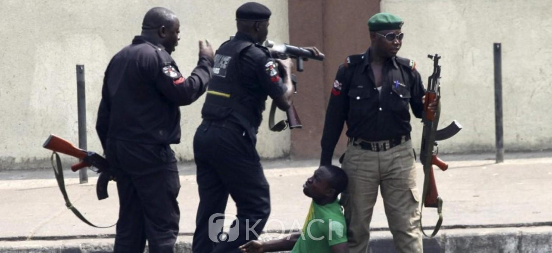Nigeria : La police accusée de tirer à balle réelle sur ceux qui ne respectent pas le confinement, elle demande des preuves