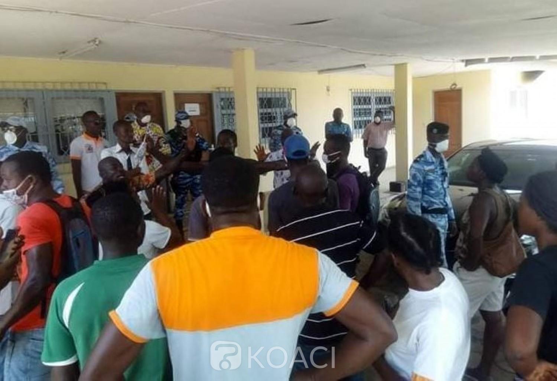 Côte d'Ivoire : Affaire de morgue à Sassandra, les soutiens de l'opérateur assiègent la mairie